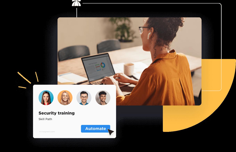 Next level software training Image