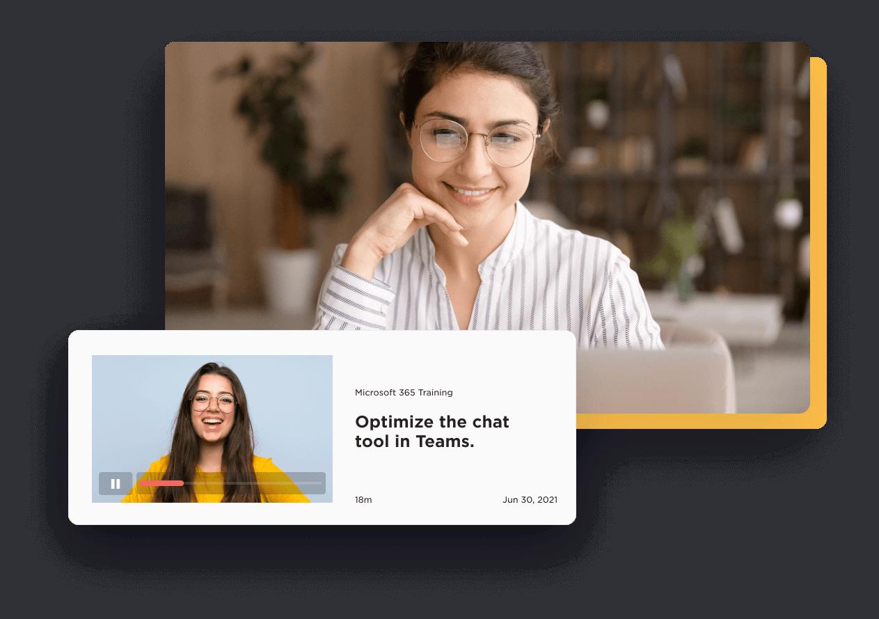 Results-driven Microsoft 365 training Hero Image