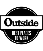 Outside best places to work emblem