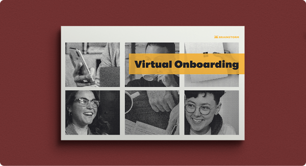 Virtual Onboarding a QuickHelp guide ( Asset Page) Image