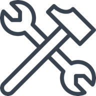 Illustration of hammer and wrench tools within how to use software blog post.